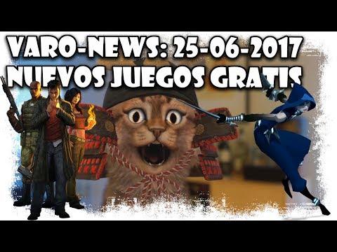 Novedades y Juegos Gratis! MxM, Secret World Legends, Dauntless Español y más  | Varonews 2017 06 25