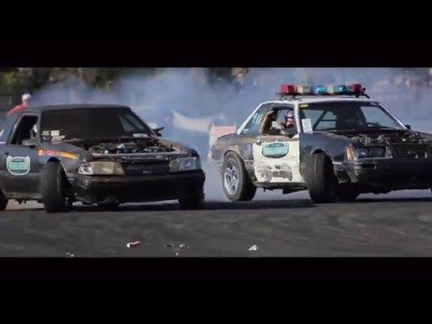 California Stockton Drift Event 2016
