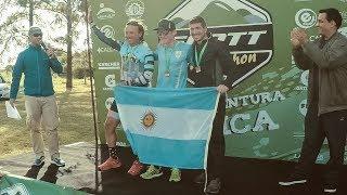 Podium. Etapa 3 Scott Marathon Mtb Uruguay.