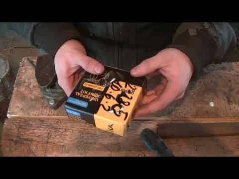 Замена крестовины кардана и промывка подвесного подшипника