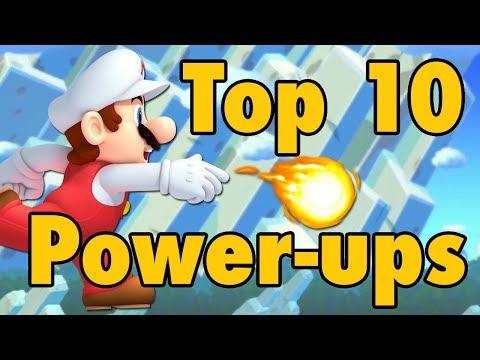 Top 10 Super Mario Power-Ups - Super Mario Bros  video - Fanpop