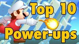 Top 10 Super Mario Power-Ups