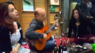 Mùa thu chết - Kim Tiến& Guitar Fuong