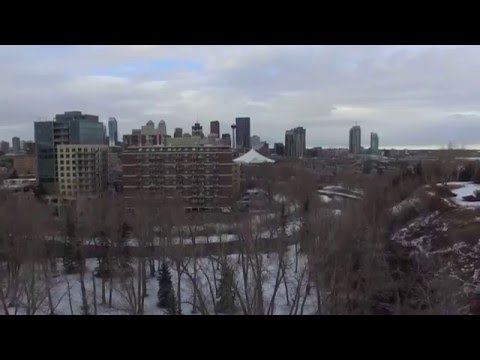 Calgary Drone Project March, 2016