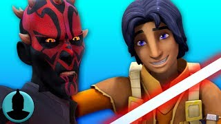 Star Wars Rebels References to the Star Wars Films (Tooned Up S5 E32)