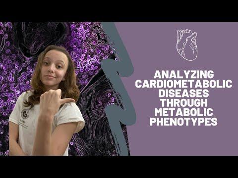 Analyzing Cardiometabolic Diseases Through Metabolomic Phenotypes│Metabolomics