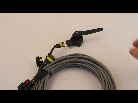 Unpacking video Level Ride Connecting height sensors
