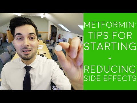 How To Take Metformin | How To Start Taking Metformin | How To Reduce Metformin Side Effects (2018)