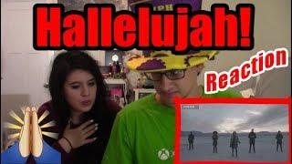 official video hallelujah pentatonix couples reaction