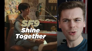 HAPPY 4TH (SF9 - '손잡아 줄게 (Shine Together)' MUSIC VIDEO React…
