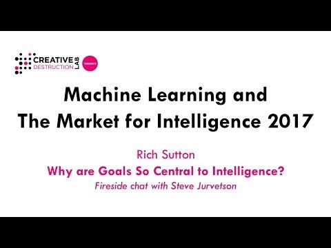 Rich Sutton (Google DeepMind) in conversation with Steve Jurvetson
