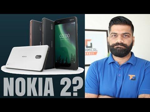 Nokia 2 - Sasta, Sundar, Tikau? A Good Budget Deal? My Opinions..