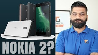 Nokia 2 - Sasta, Sundar, Tikau? A Good Budget Deal? My Opinions..