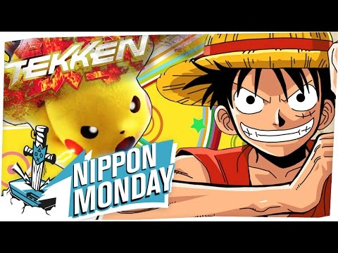 Pokémon Tekken für WiiU I Neuer One Piece Film! - Nippon Monday