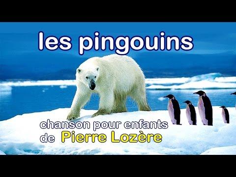 Les pingouins de Pierre Lozère