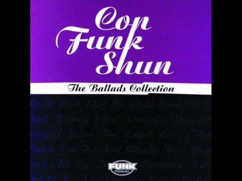 Con Funk Shun - Baby, I'm Hooked (Right Into Your Love)