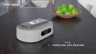 Harman Kardon | Citation Oasis | Kompakte højttaler med DAB+ radio og trådløs mobiltelefonopladning