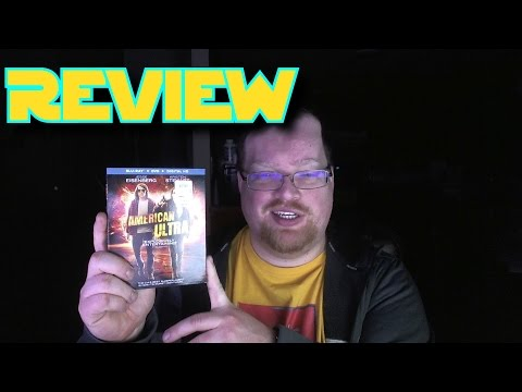 American Ultra Movie Review ( Action - Comedy - Sci-Fi )