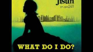 Jisun - What Do I Do? Instrumental Karaoke W/ s