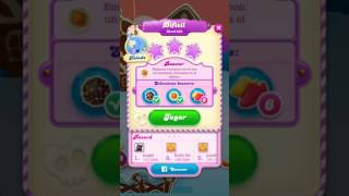 Candy Crush Soda Saga Level 665