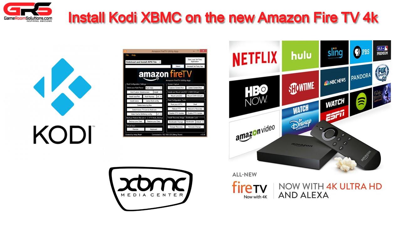 Kodi Fire Tv 4k