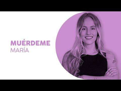 Muérdeme - María | Eurotemazo | Eurovisión 2019