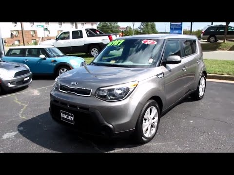 2014 kia soul plus walkaround start up tour and overview youtube. Black Bedroom Furniture Sets. Home Design Ideas