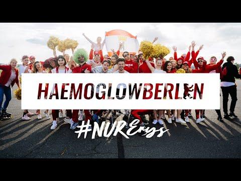 Medimeisterschaften Berlin 2019 - HämoGlowBerlin - #NurErys