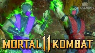 "BUFF ERMAC & RAIN PLEASE - Mortal Kombat 11: ""Shang Tsung"" Gameplay"