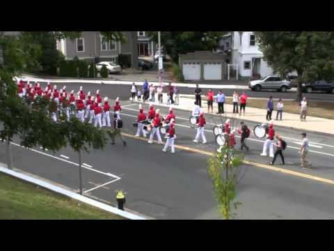 Bands at the 2014 Allston-Brighton Parade, Boston, MA