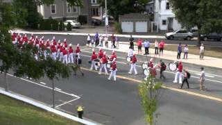 Bands at the 2014 Allston-Brighton Parade