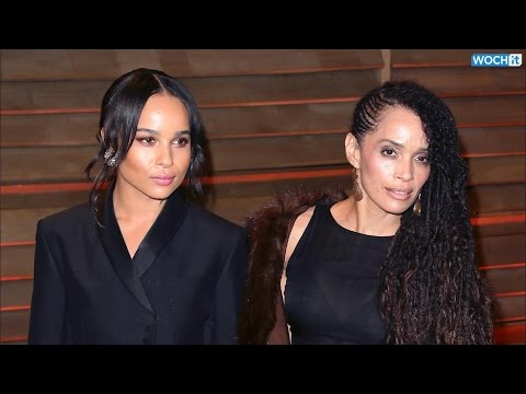 Zoe Kravitz And Mom Lisa Bonet Look Like Sisters Despite Their 21 Year Age Difference