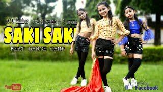 Gambar cover O SAKI SAKI | Batla house | Neha kakkar , tulsi kumar & B praak | choreography by aju