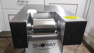 세련된 2019 최신 눈꽃빙수기 SNOWAY 스노웨이 …