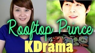 Rooftop Prince - KDrama Review