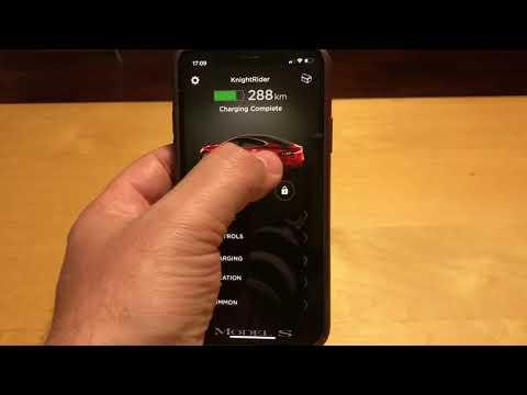 #25 Tesla Mobile App 3_8 Nastavení | Teslacek