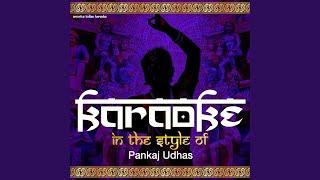 Chitthi Aai Hai (Karaoke Version)