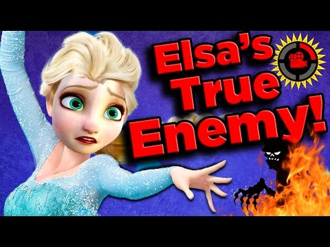 Download Youtube: Film Theory: Frozen: Elsa's TRUE Fight For The Throne!