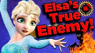 Film Theory: Frozen: Elsa's TRUE Fight For The Throne! thumbnail