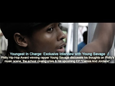 Young Savage (@YoungSavage215) Interview with Embassy: Interactive + Camos & Jordans EP Download