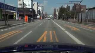 国道118号(一部) 02 茨城県久慈郡大子町→福島県会津若松市 車載