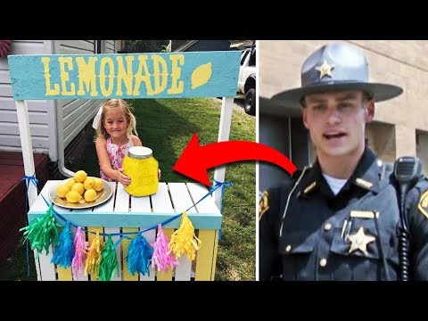 Jeremy W - Lemonade Stands are Illegal in Michigan?!?!