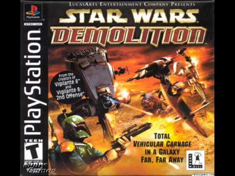 Star Wars Demolition -- The Dune Sea Theme