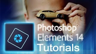 Photoshop Elements 14 - Tutorial for Beginners [COMPLETE]*