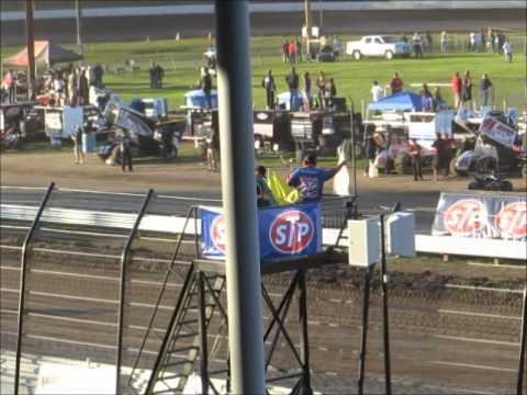 Sprintcars Heats @ Calistoga Speedway 4 6 14