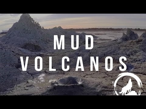 Earthquakes & Mud Volcanos (California) - Adventure Hydrology 102