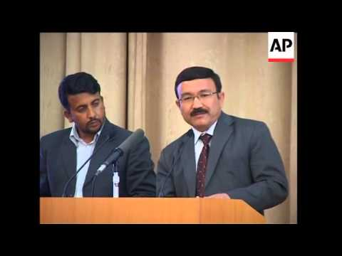 WRAP UN, ECC on alleged fraud; IEC says Karzai has over 50pc