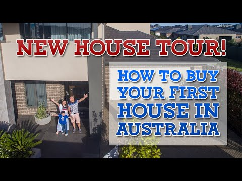 New House Tour | Buying your First Home in Australia - Part 1