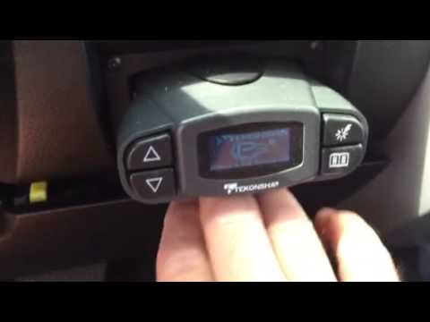 20142015 Tundra trailer brake controller YouTube
