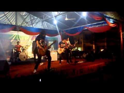 Drama band LIVE - Cerita Dia (KAWAN UPSI 2013)